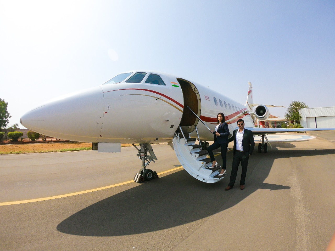 what to carry during flying in private jet?