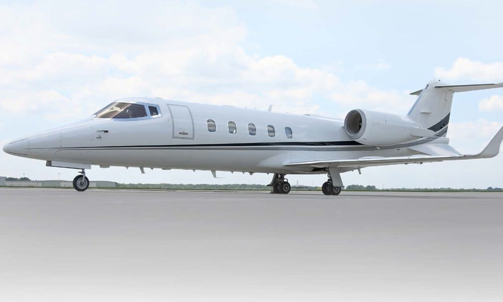 Learjet 60 (1)